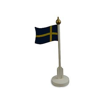 Svensk flag Tabel Dekoration