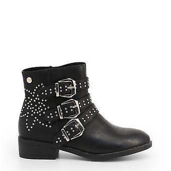 Xti Original Women Fall/Winter Ankle Boot - Black Color 37249