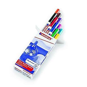 edding-751 bunda. marcador de tinta cr 10PC 1-2 mm / 4-751-9-999