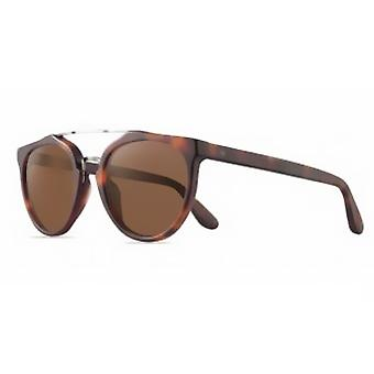 Revo Buzz Sunglasses, Matte Tortoise/Pink Lens 5123