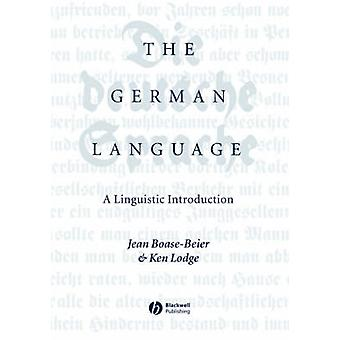 German Language Linguistic P by BoaseBeier