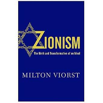 Zionism by VIORST & MILTON