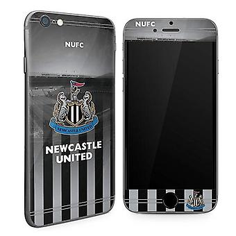 Officielle FC skins til iPhone 4/4S-NEWCASTLE UNITED