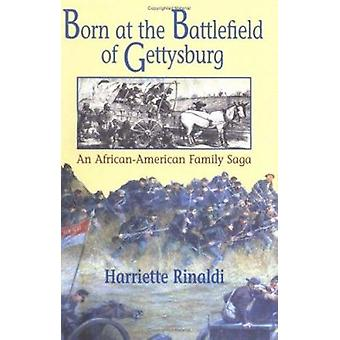 Born at the Battlefield of Gettysburg - An African-American Family Sag