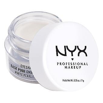 NYX PROF. make-up oogschaduw basis witte parel 6G