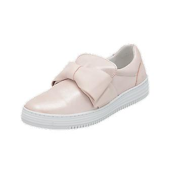 Bullboxer 420008E5L Dames Loafer Pink Slip-Ons Business Shoes