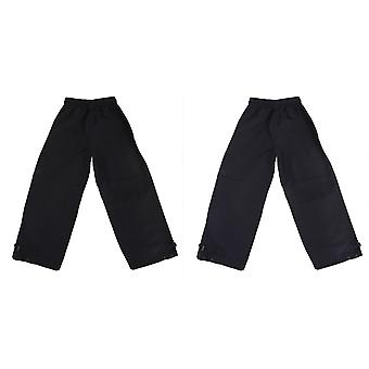 Finden & Hales Childrens Unisex Plain Sports Track Pants / Tracksuit Bottoms