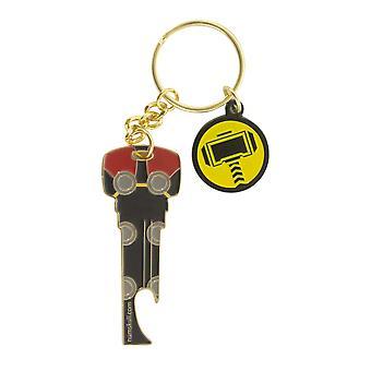Official Marvel Thor Key Bottle Opener Keyring