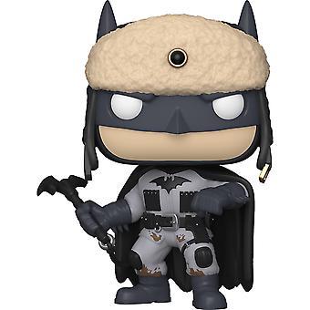 باتمان الأحمر الابن 80th الذكرى البوب! الفينيل