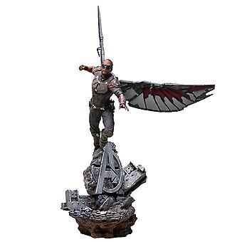 Avengers 4 Endgame Falcon 1:10 Skala Statue