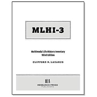 Multimodal Life History Inventory by Clifford N. Lazarus - 9780878227