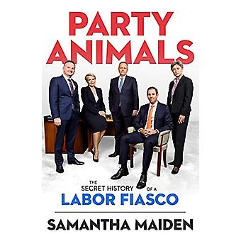 Party Animals by Samantha Maiden - 9781760893156 Book