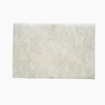 3M 05307 Scotch-Brite 155Mm X 225Mm Handpad 7441 Type T White 10 Pack