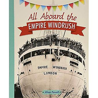 Reading Planet KS2 - All Aboard the Empire Windrush - Level 4 - Earth/