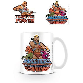 Masters of the Universe I have the Power Mugg