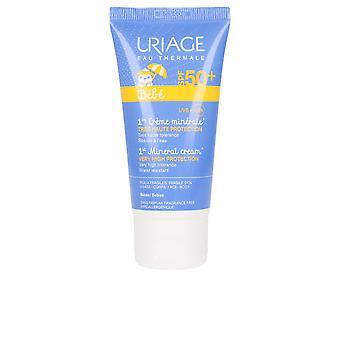 Nouvelle crème minérale Uriage Sun Baby Spf50+ 50 Ml Unisex