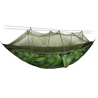 Hammock with Mosquito Net and Storage Bag