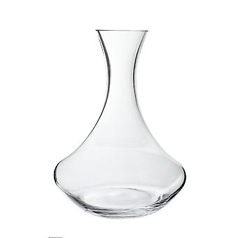 Atom Glazen Transparante Glaskleur, L18xP18xA26 cm