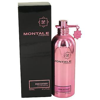 Montale rosa Extasy Eau De Parfum Spray von Montale 3,3 oz Eau De Parfum Spray
