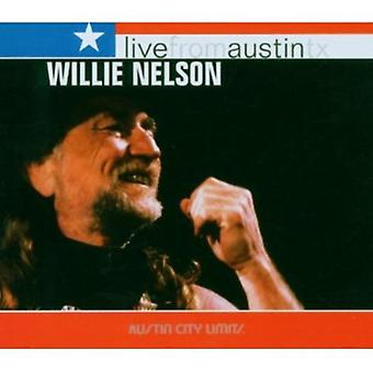 Willie Nelson - Live From Austin Texas [CD] USA import