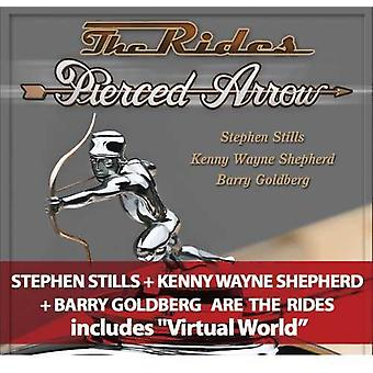 The Rides - Pierced Arrow [CD] USA import
