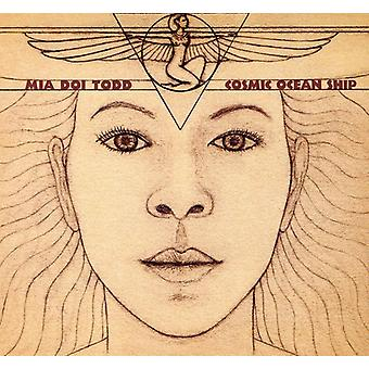 Mia Doi Todd - Cosmic Ocean Ship [CD] USA import