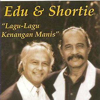 Schalk*edu /Miller*Shortie - Lagu-Lagu Kenangan Manis [CD] USA import