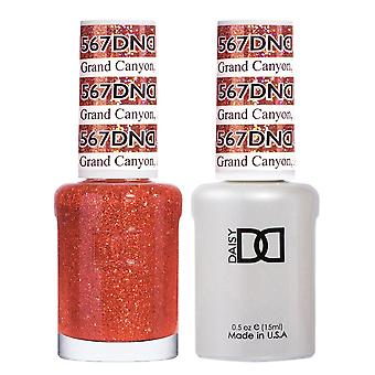 DND Duo Gel & Nail Polish Set - Grand Canyon AZ 567 - 2x15ml