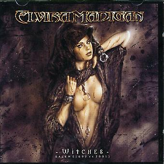 Elveria Madigan - Witches-Salem [CD] USA import
