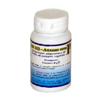 Hs 112 Ananas Comp. 80 tablets