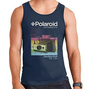 Polaroid 320 Land Kamera Miehet&s Liivi