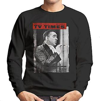 TV keer Tony Hancock 1963 Cover mannen Sweatshirt