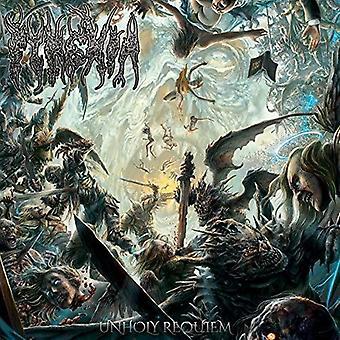 Pyrexia - Unholy Requiem [CD] USA import