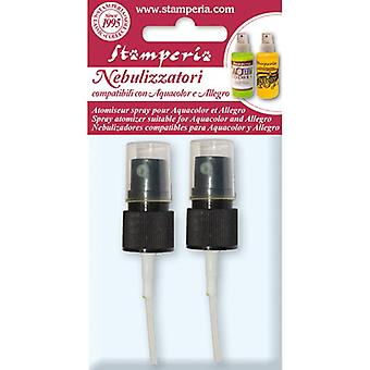 Stamperia Spray Automizer (2pcs) (KRFSC)