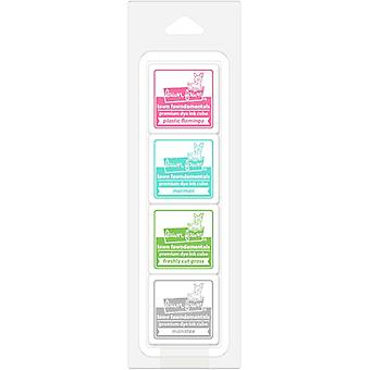 Nurmikko Fawn Premium Väriaine Muste Huvimaja Cube Pack