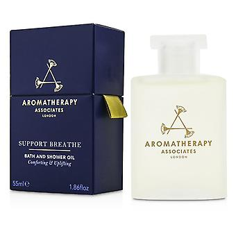 Aromatherapy Associates Support - Breathe Bath & Shower Oil 55ml/1.86oz