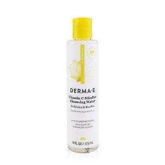 Derma E Vitamin C Micellar Cleansing vatten 175ml / 6oz