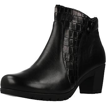 Pitillos Booties 3112p Color Black