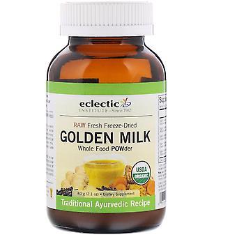 Eclectic Institute, Golden Milk, 2.1 oz (60 g)