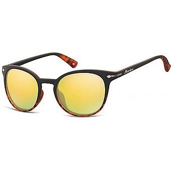 Sonnenbrille Damen by SGB    schwarz/braun (Schildkröte) (MS50)