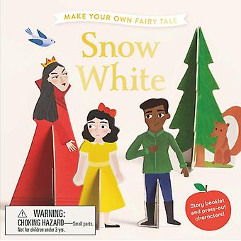 Make Your Own Fairy Tale Snow White by Davidson & Kirsti