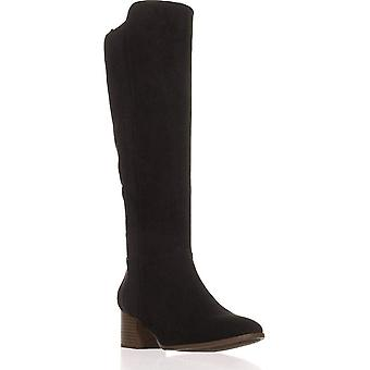 Style & Co. SC35 Finnly Knee High Boots, Black, 12 US