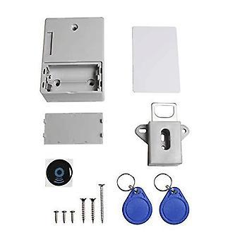 Invisible Hidden Rfid Free Opening Intelligent Sensor Cabinet Lock Locker