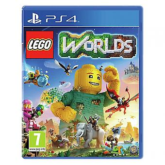 Gioco di Lego Worlds PS4