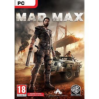 Mad Max PC-peli