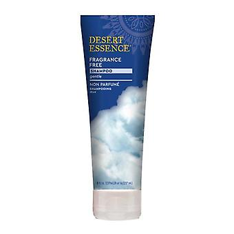 Desert Essence Fragrance Free Shampoo, 8 OZ