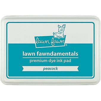 Gramado Fawn Premium Dye Ink Pad Pavão