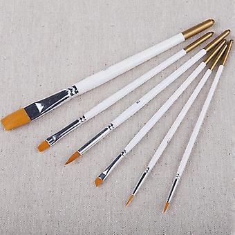 Nylon Hair Water Color Painting Brush Set