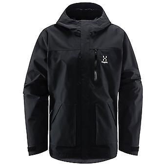 Haglofs Black Mens Vide GTX Jacket