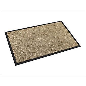 Bruce Starke Cotton Superior Mat Peat Brown 60 x 90cm